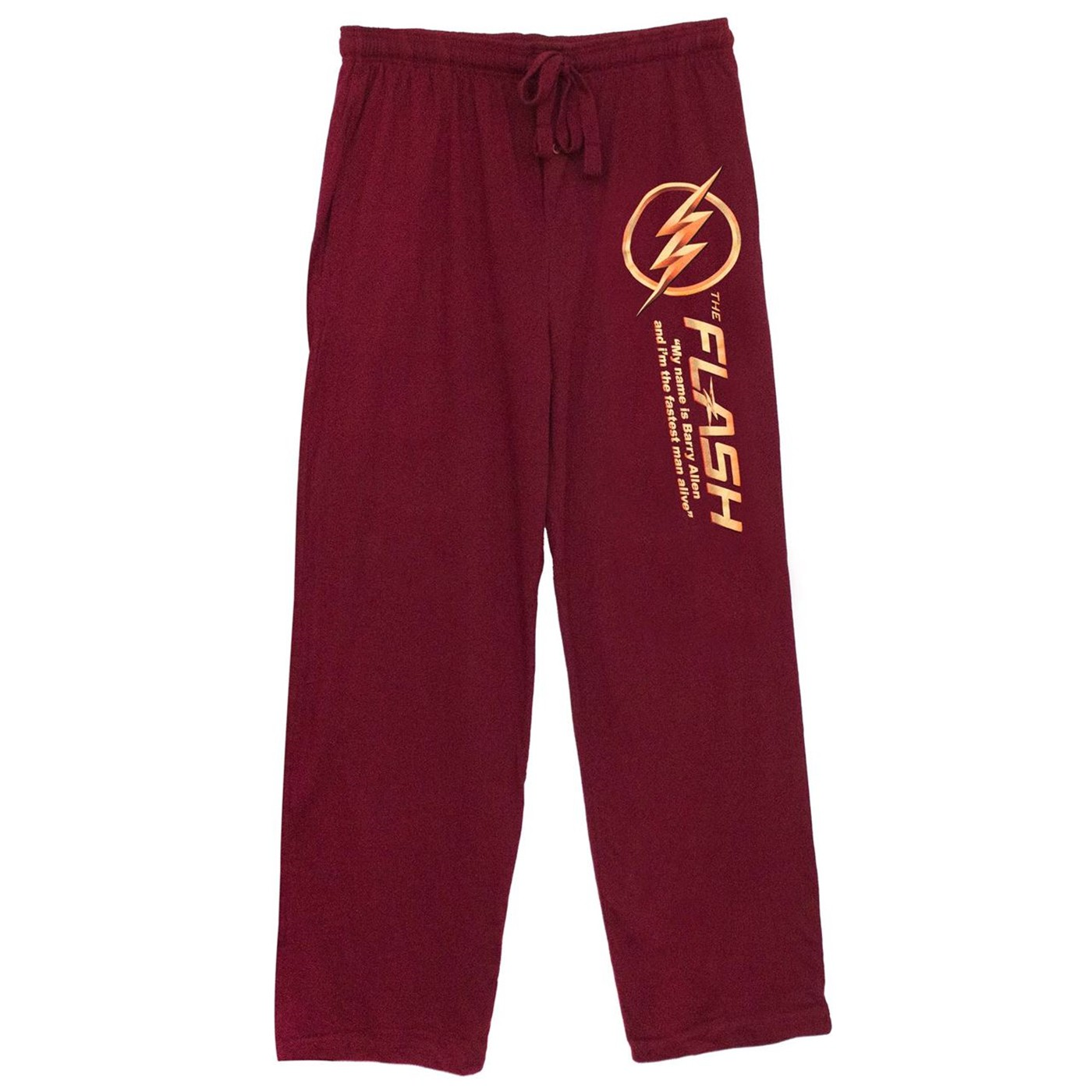 The Flash Barry Allen Unisex Sleep Pants