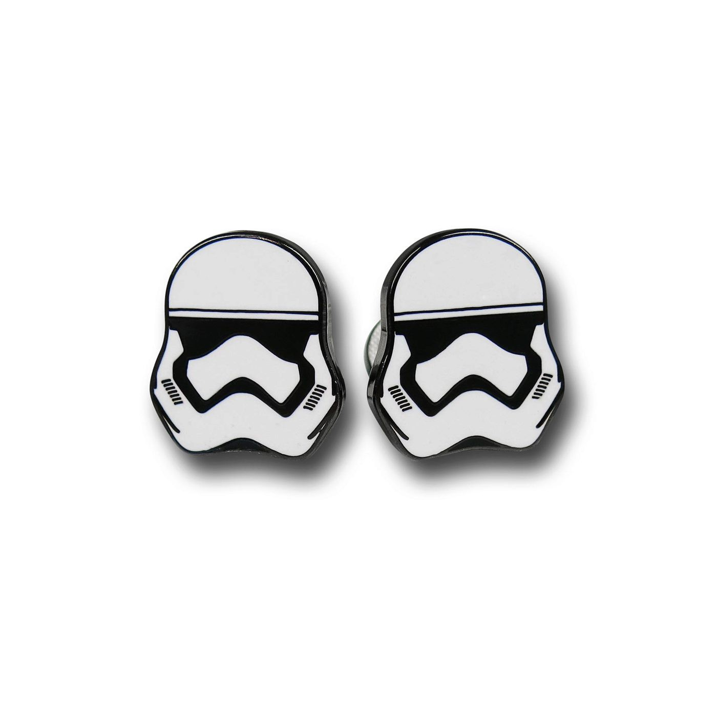 Star Wars Force Awakens Stormtrooper Cufflinks