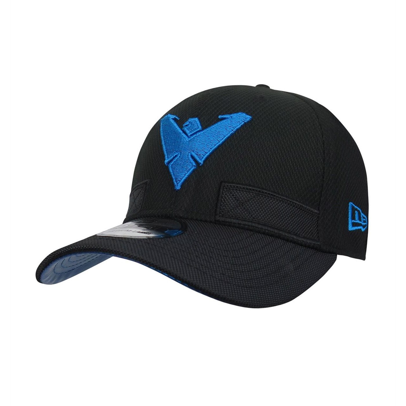 Nightwing Symbol Armor 39Thirty Fitted Hat