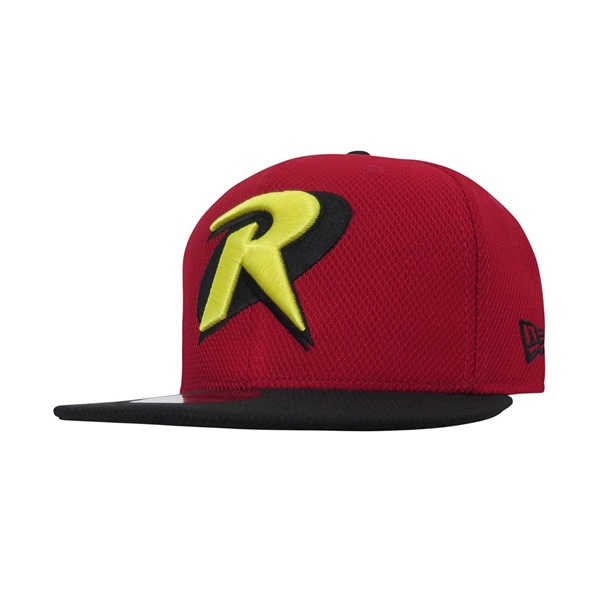 Robin Symbol Red 9Fifty Adjustable Hat