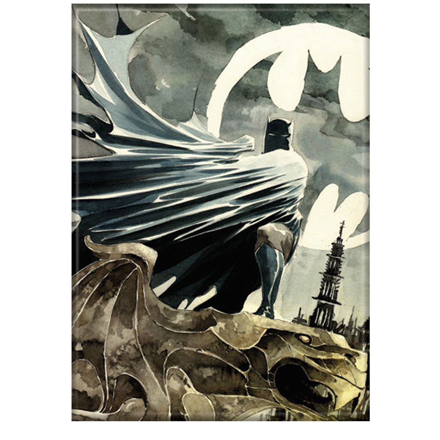 Batman DC New 52 Relaunch Magnet