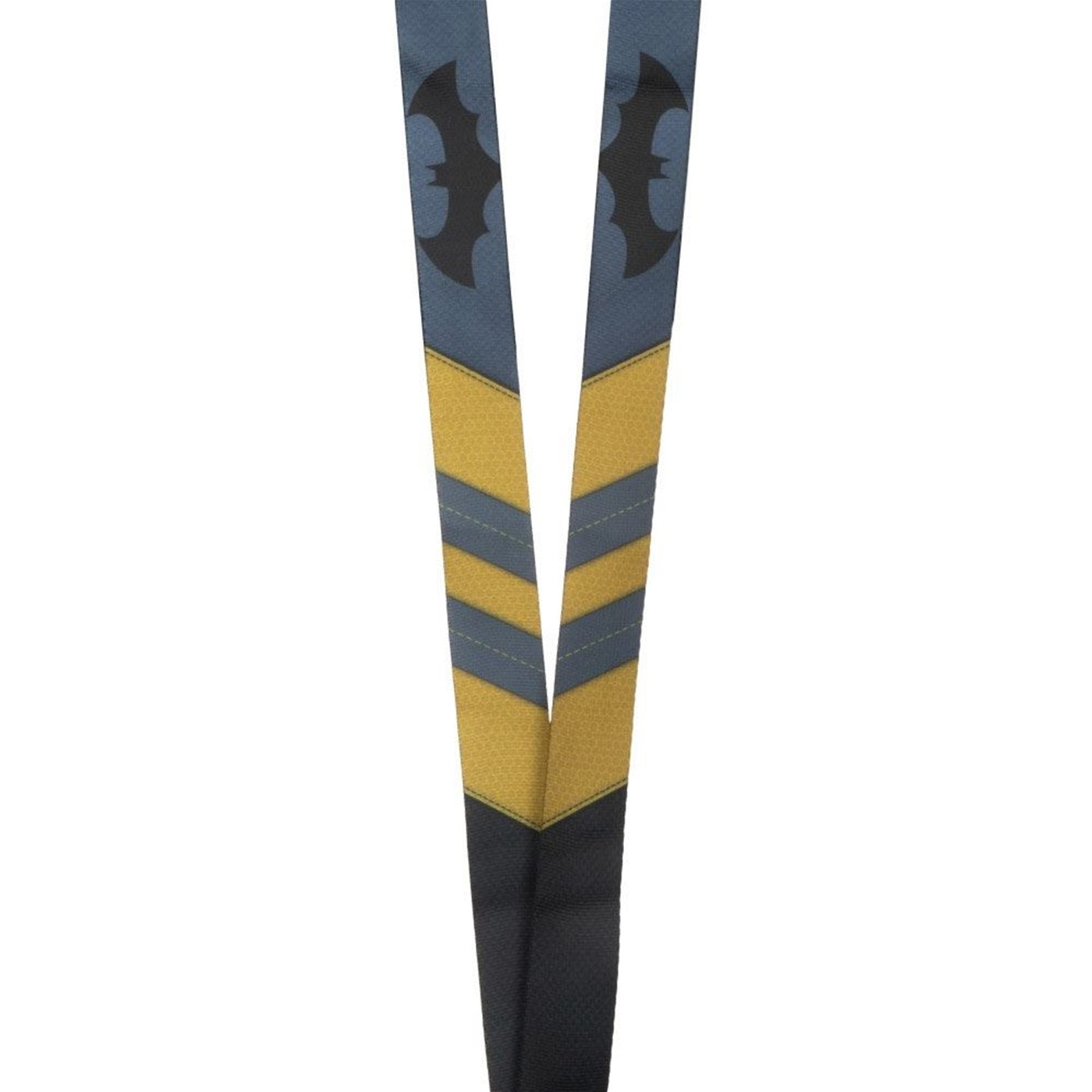 Batman Suit-Up Lanyard