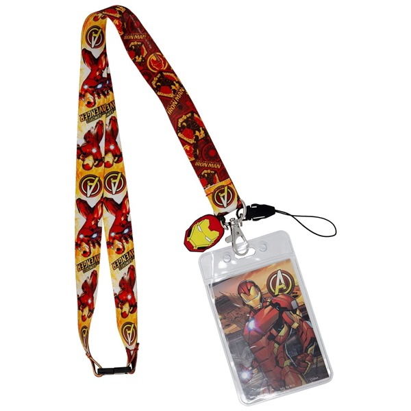 Iron Man Lanyard
