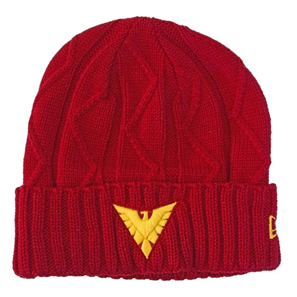 X-Men Dark Phoenix Cosmic Cables Unisex Knit Beanie