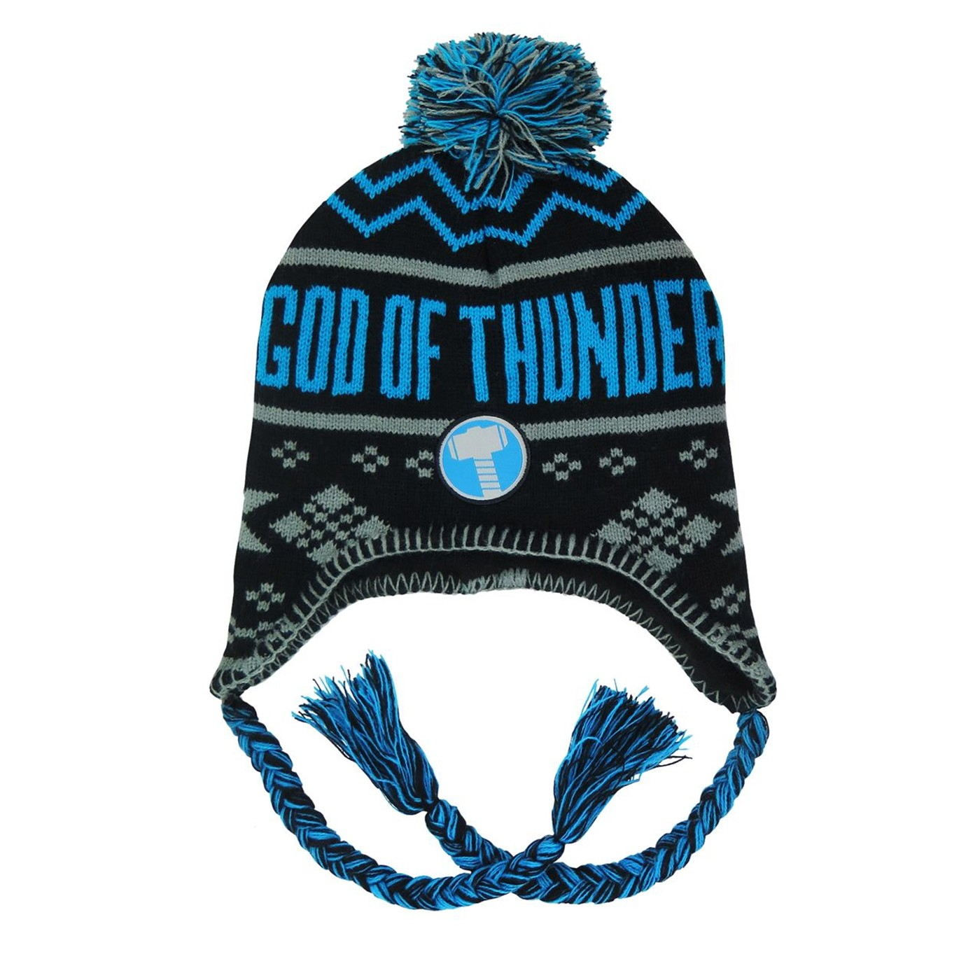 Thor God of Thunder Laplander Beanie