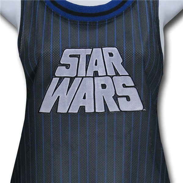 Star Wars Women's Mesh Basketball Tank