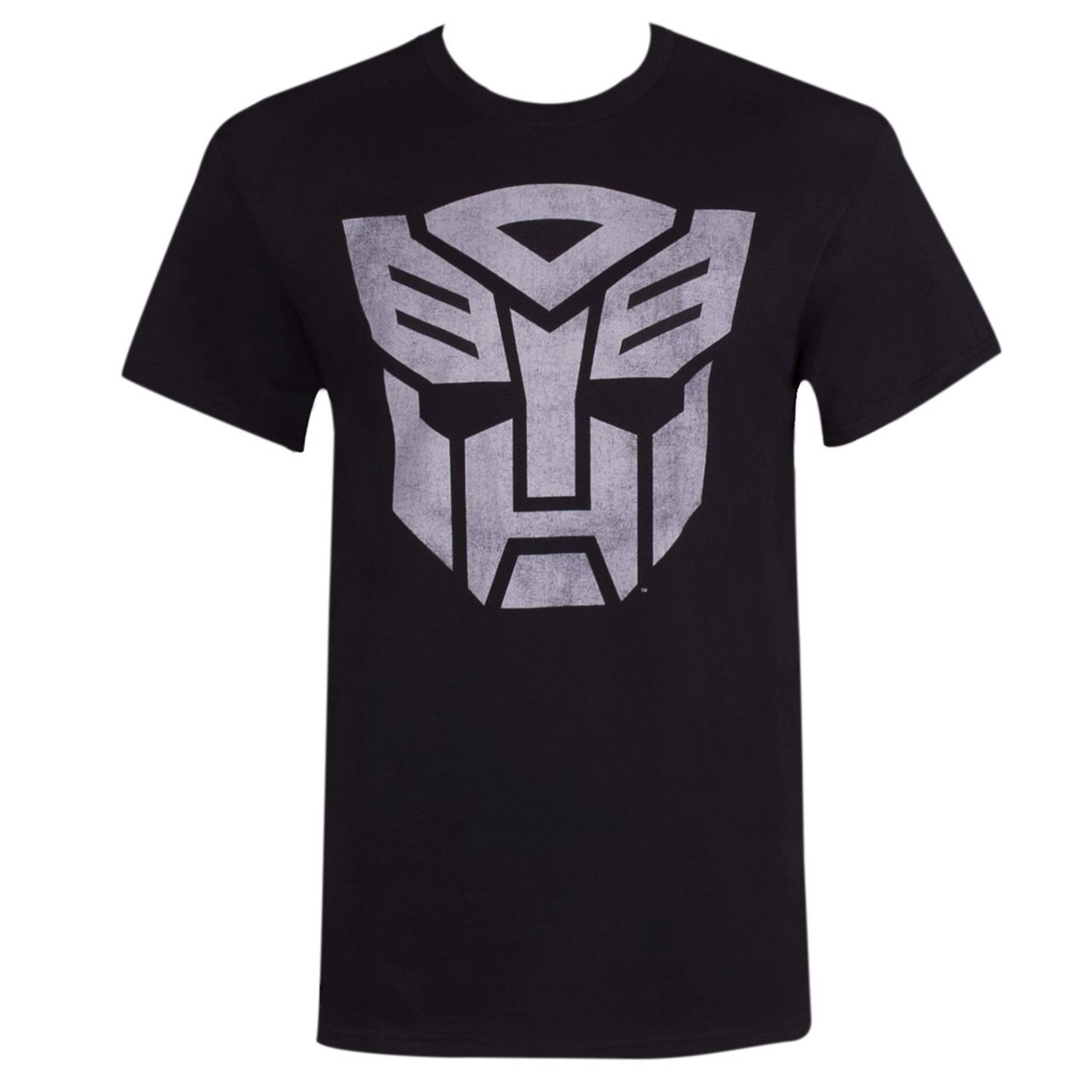 Autobots Transformers Decepticons Men's Black T-shirt
