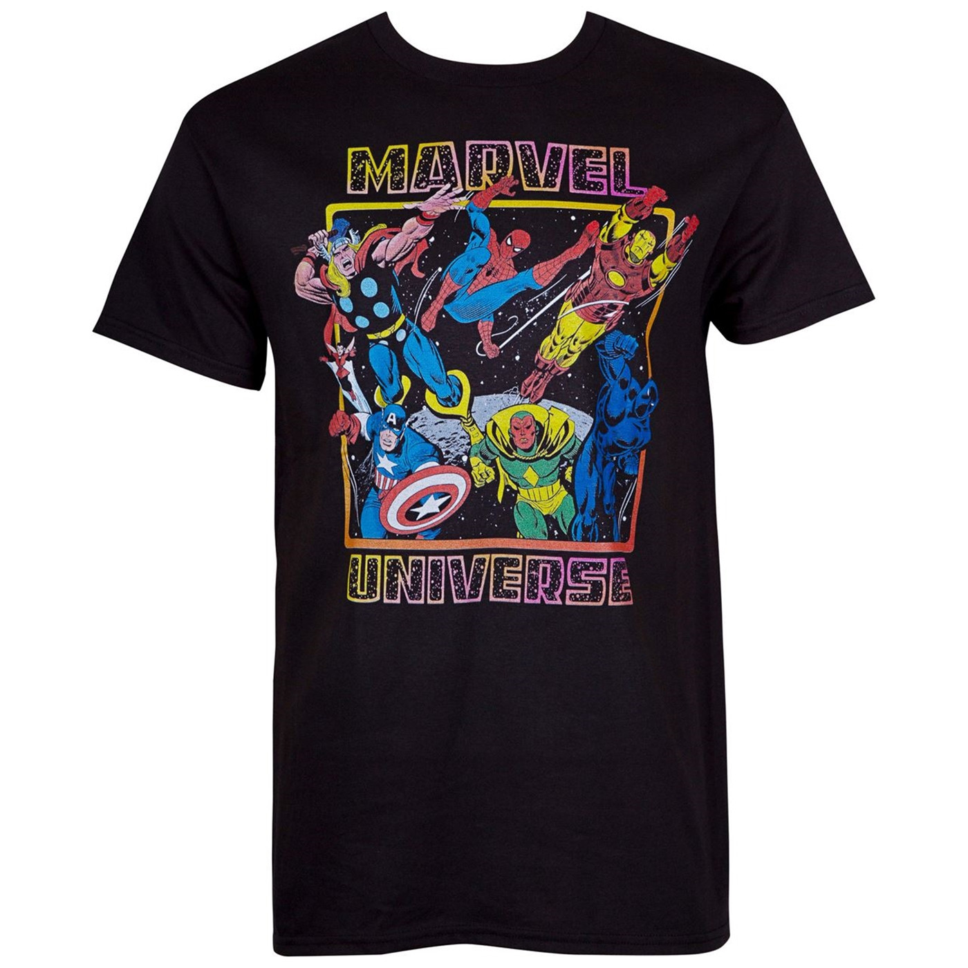 Marvel Universe 80th Men's T-Shirt