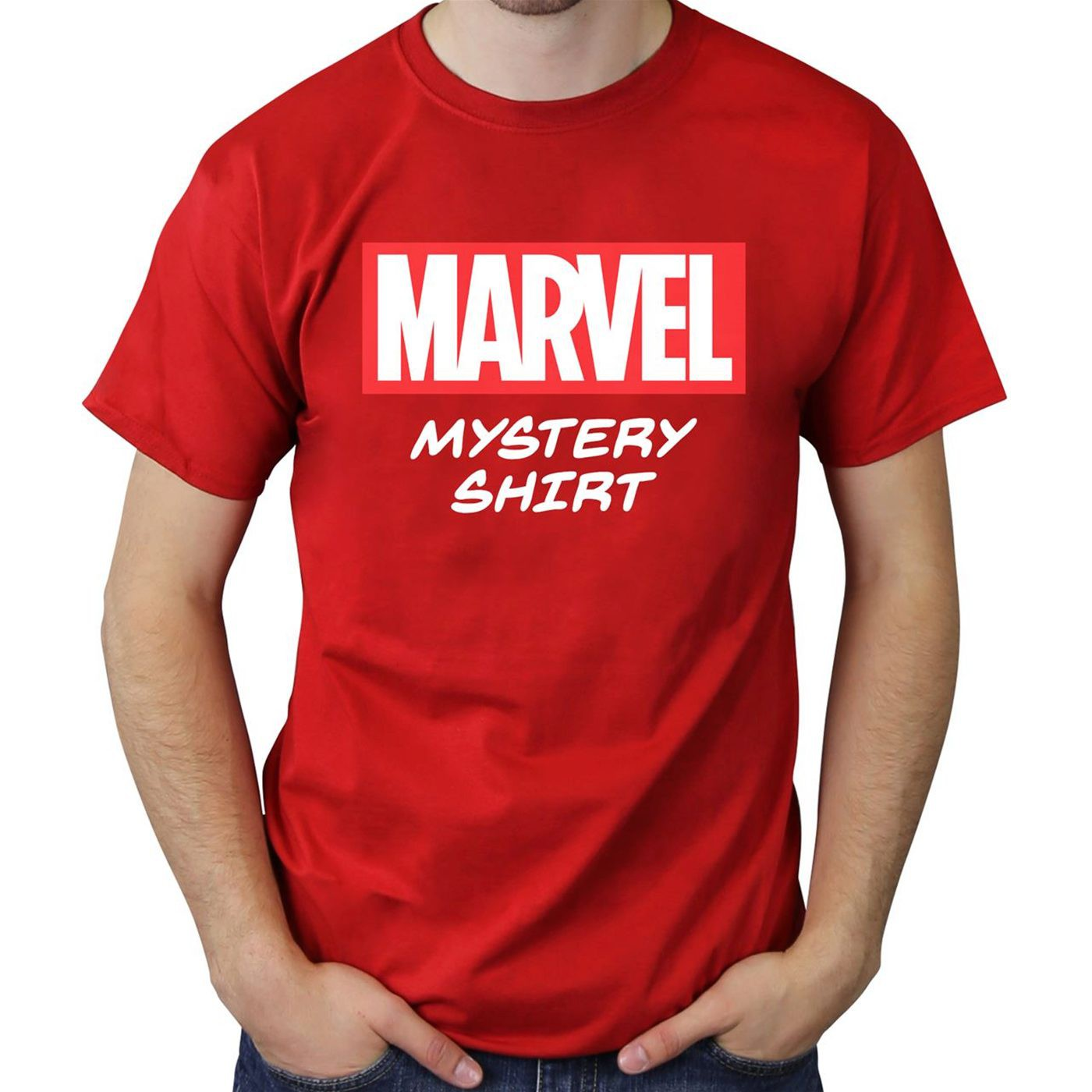 Marvel Comics Men's Mystery T-Shirt