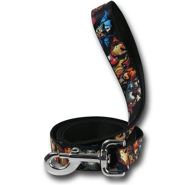 Avengers Collage Dog Leash