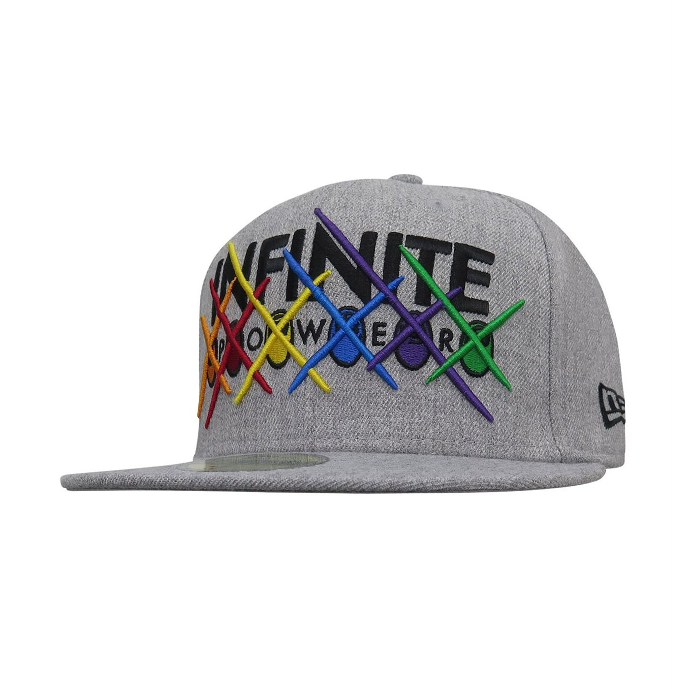 Infinity War Infinite Power 59Fifty Fitted Hat