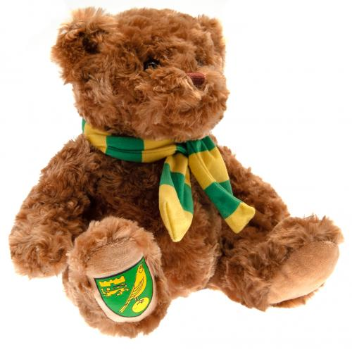 Norwich City F.C. Classic Bear