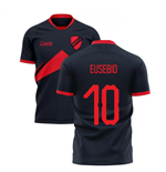 2019-2020 Benfica Away Concept Football Shirt (Eusebio 10)