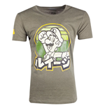 Nintendo - Super Mario Luigi Men's T-shirt