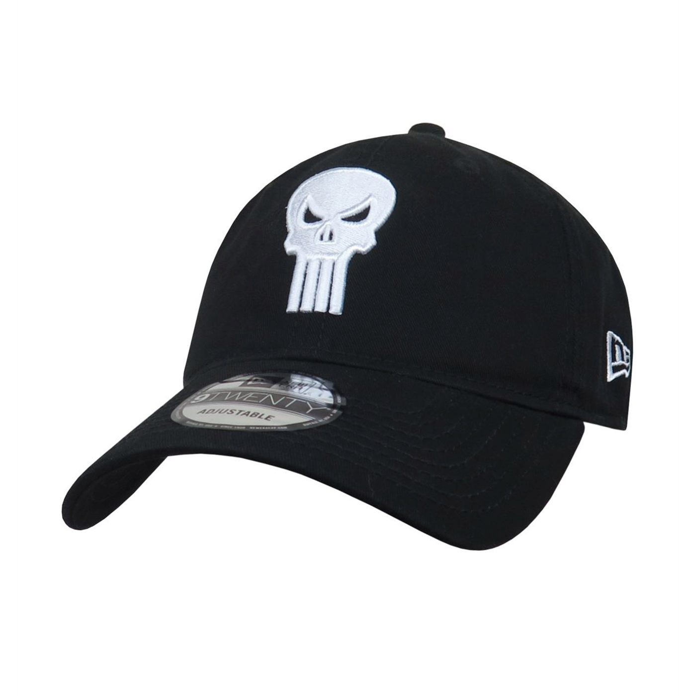Punisher Symbol 9Twenty Adjustable Hat