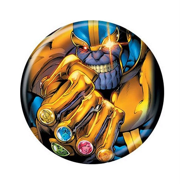 Thanos Infinity Gauntlet Button