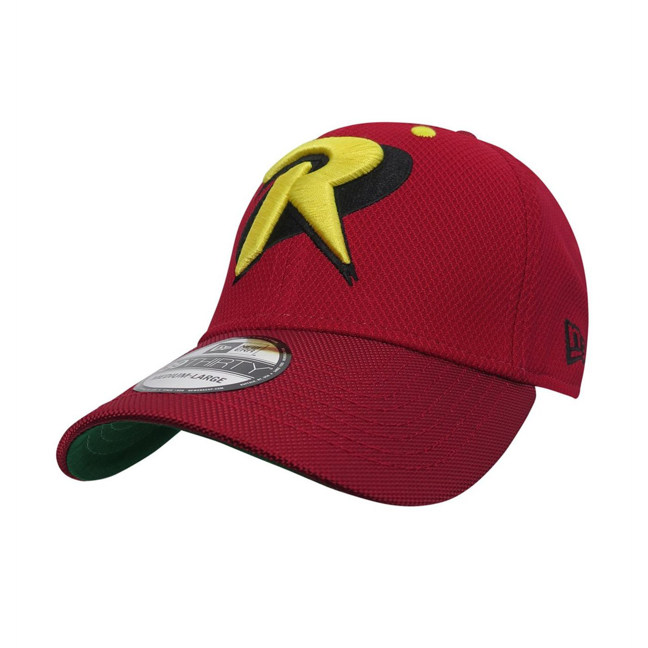 Robin Symbol Armor 39Thirty Fitted Hat Lined Version