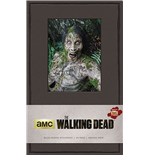 The Walking Dead Hardcover Ruled Journal Walkers