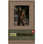 The Walking Dead Hardcover Ruled Journal Michonne