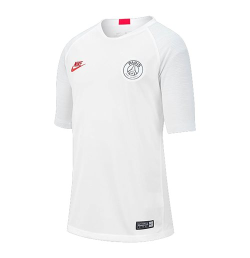 2019-2020 PSG Nike Strike Training Shirt (White) - Kids