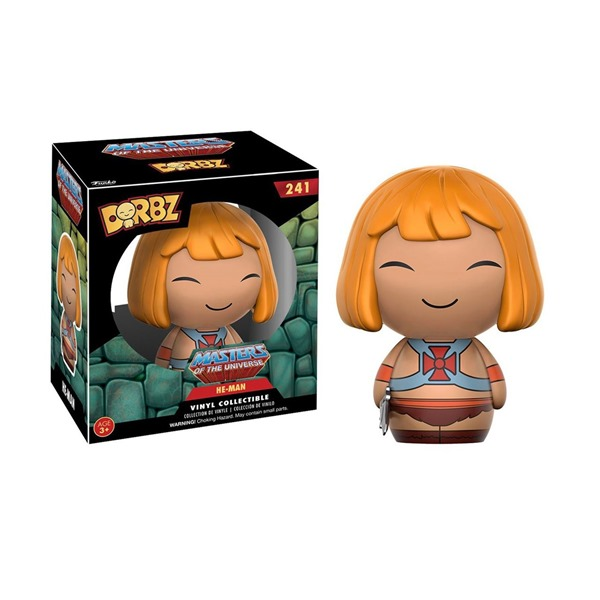 He-Man Masters of the Universe Dorbz Vinyl Figure