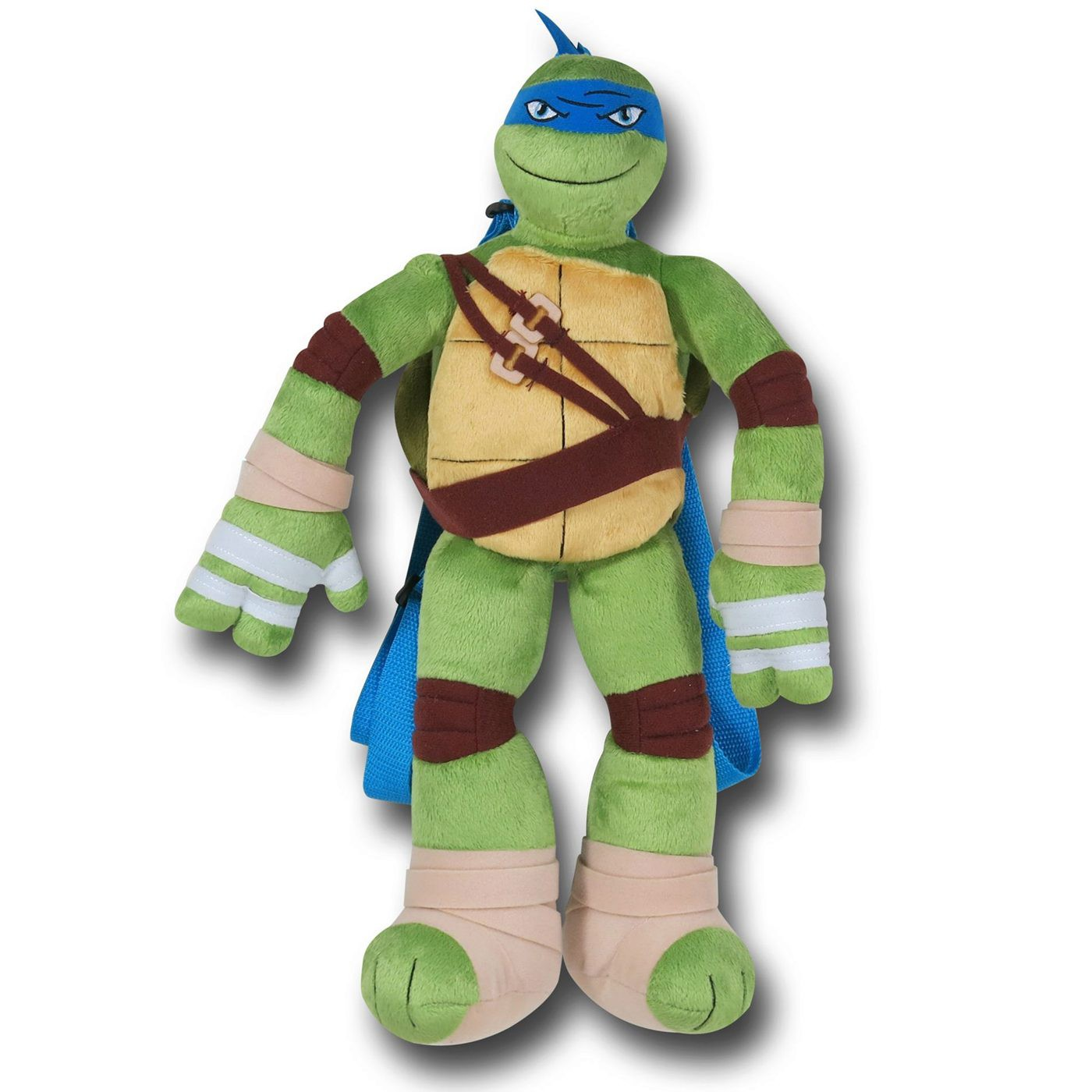 TMNT Leo Plush Backpack