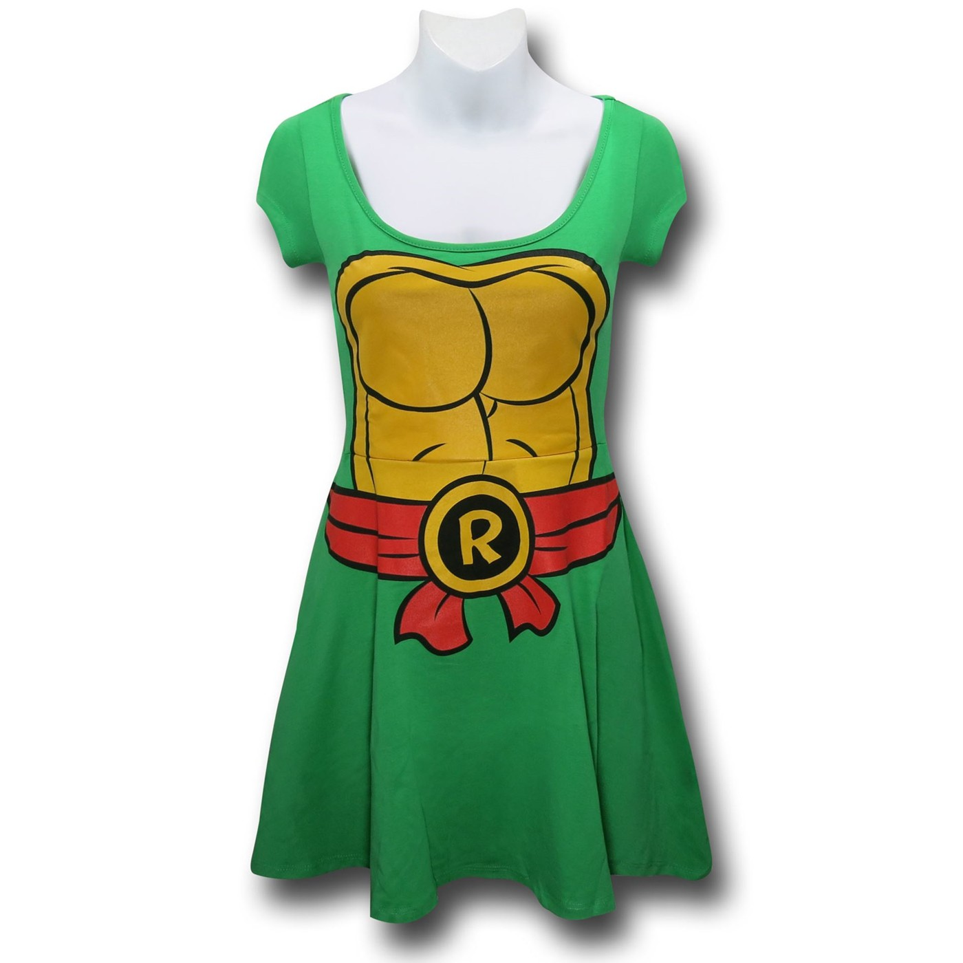 TMNT Raphael Women's Skater Dress