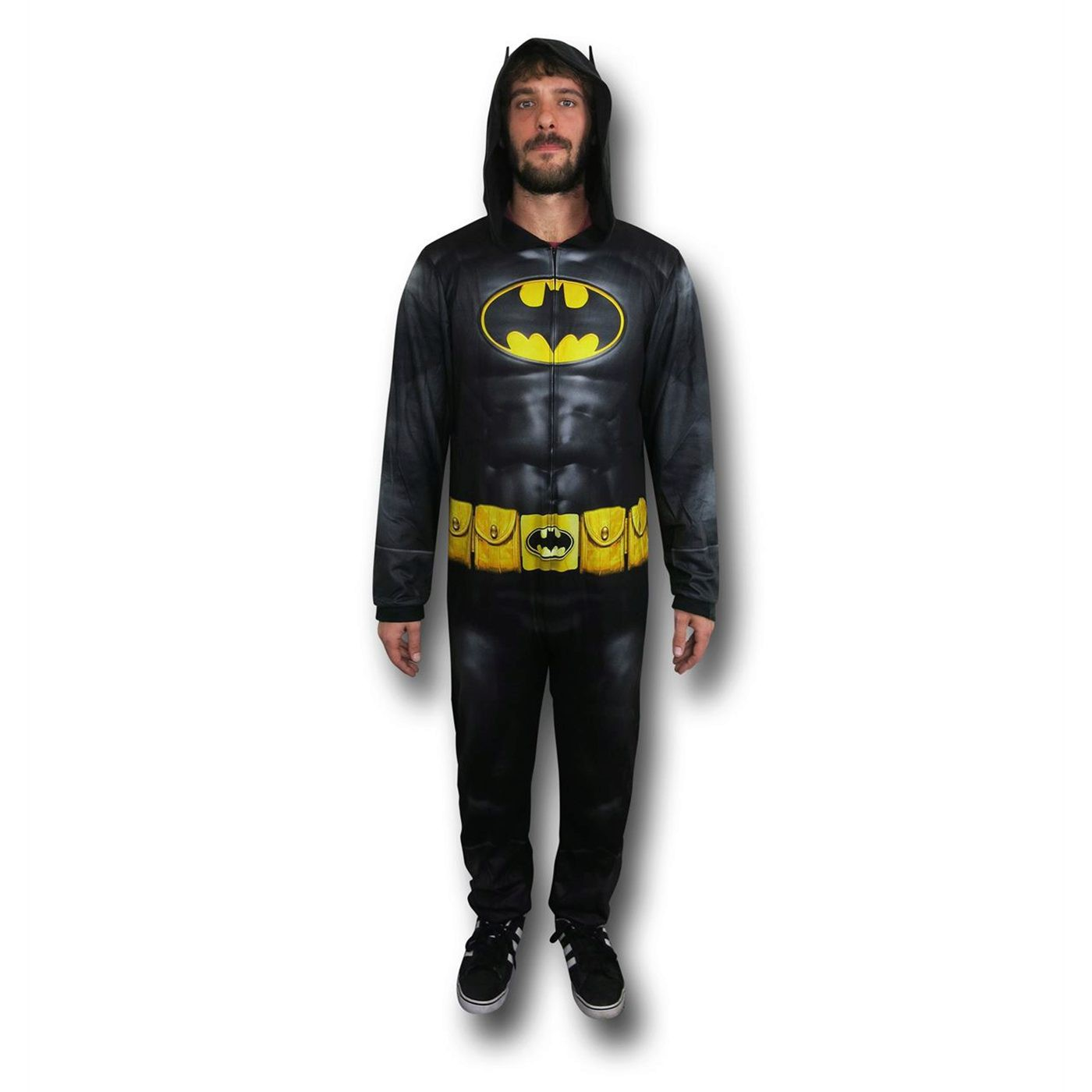 Batman Dark Knight Sublimated Union Suit