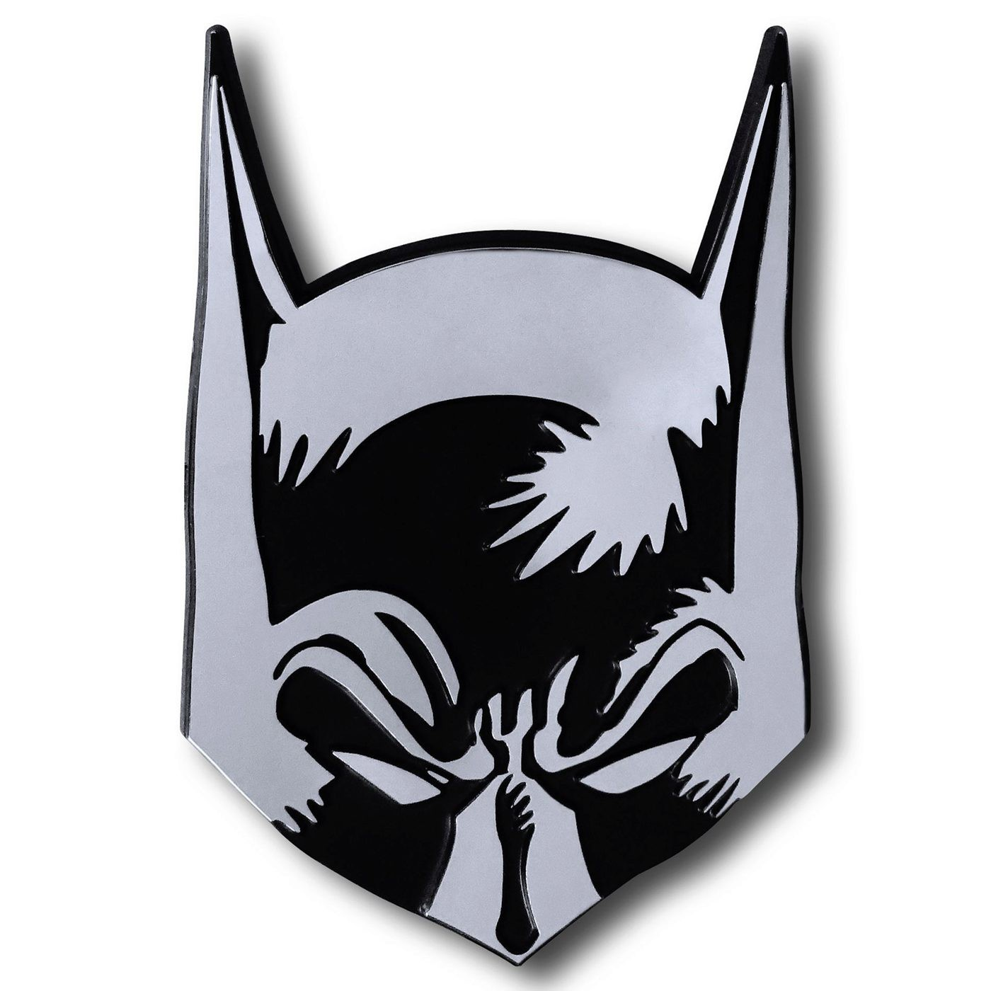 Batman Cowl 3D Plastic Car Emblem