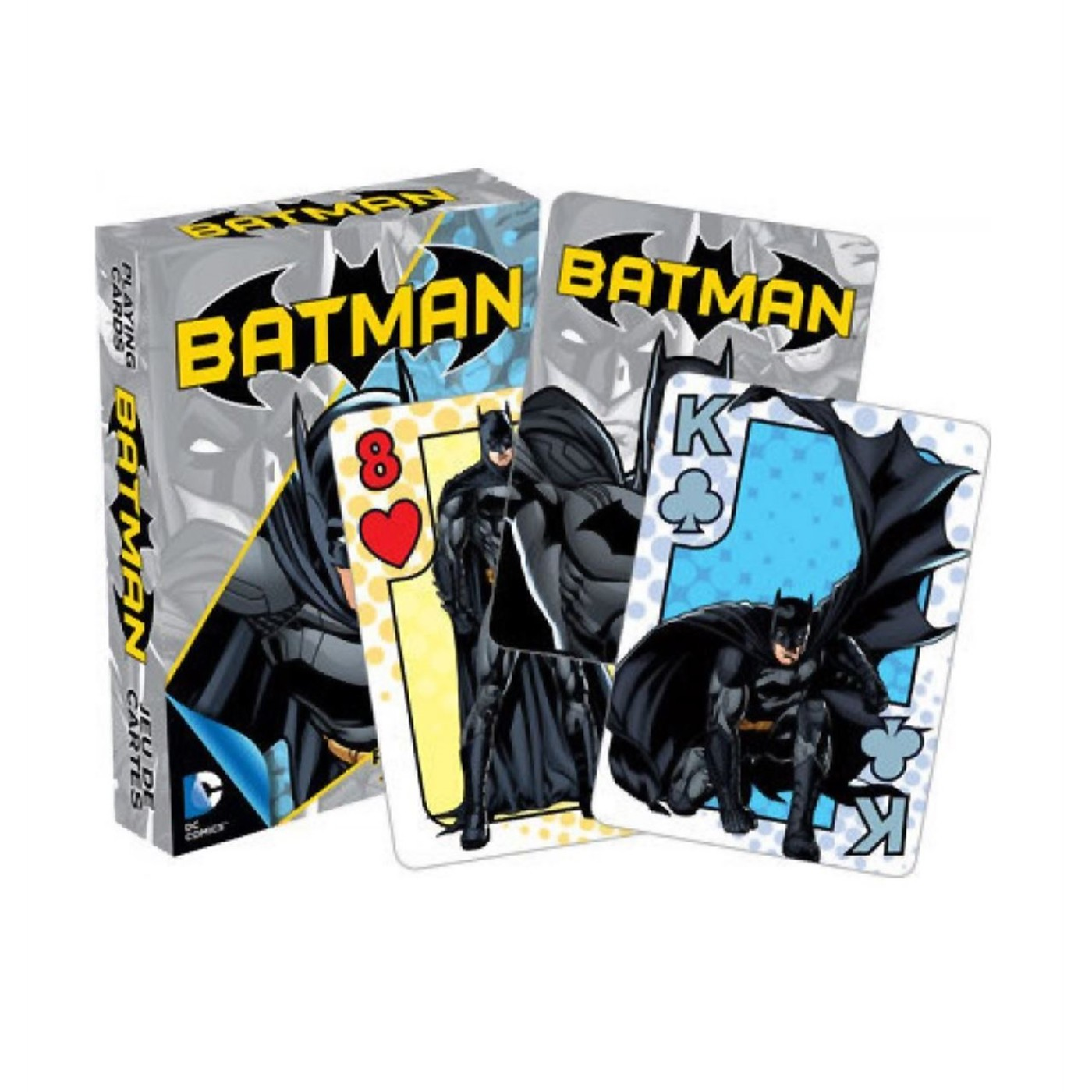 Batman Caped Crusader Playing Cards