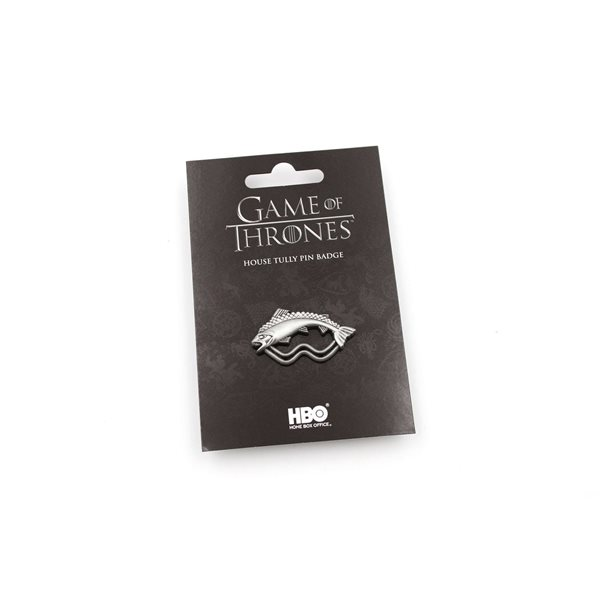 Game of Thrones Pin Badge House Tully