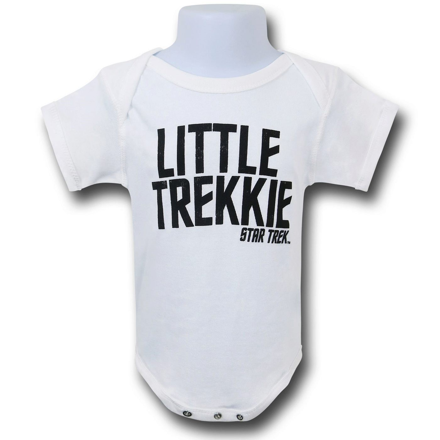 Star Trek Little Trekkie Infant Snapsuit