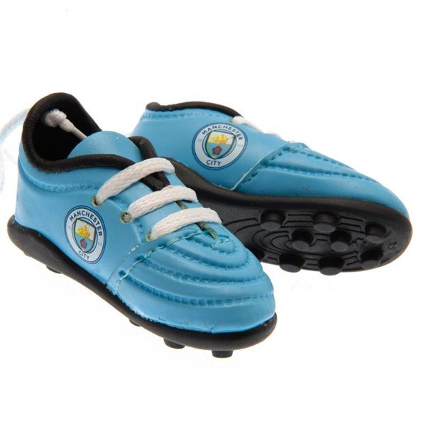 Manchester City F.C. Mini Football Boots