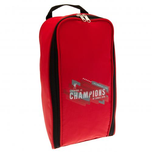 Liverpool F.C. Champions of Europe Boot Bag