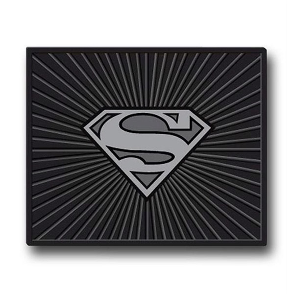 Superman Symbol Car  and  Truck Rear Floor Mat