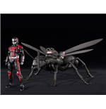 ANT-MAN & Wasp Antman + Ant Dlx Set Action Figure