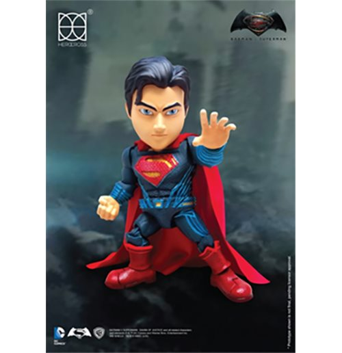Batman Vs Superman Superman Hybrid Metal Action Figure