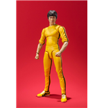 Bruce Lee Sh Figuarts Yellow Suit Action Figure