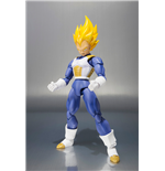 Dragon Ball Super Saiyan Vegeta Prem Clr Action Figure