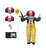 It 1990 Pennywise Ultimate Ver 2 Af Action Figure