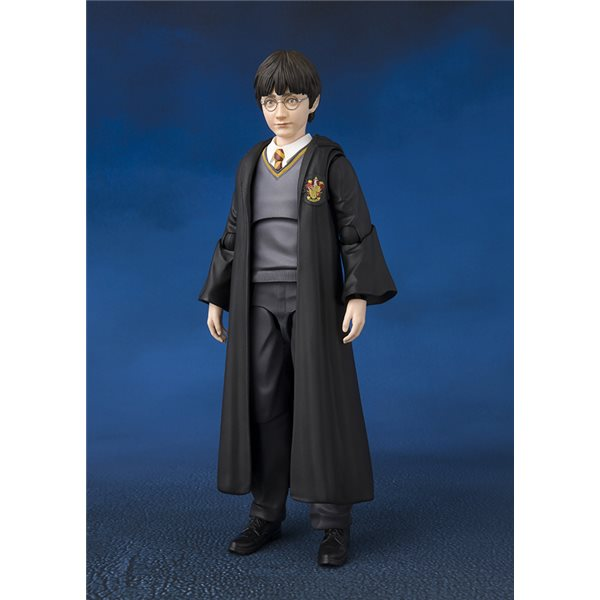 Hp Harry Potter Sh Figuarts Action Figure