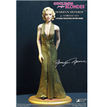 Marilyn Monroe Gold Dress Af Action Figure