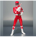 Power Rangers Red Ranger SDC2018 Shf Action Figure