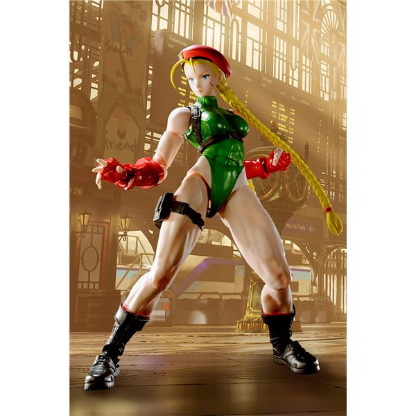 Street Fighter 5 Cammy Figuarts Action Figure