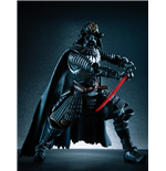 Sw Darth Vader Samurai Af Action Figure