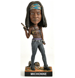 The Walking Dead Michonne Bobblehead Headknocker