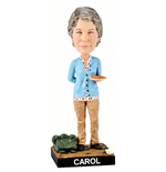 The Walking Dead Carol Bobblehead Headknocker