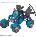 Dragon Ball Mecha Coll Oolong Road Buggy Model Kit