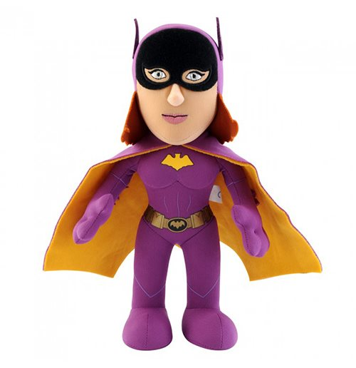Batman 66 Batgirl 10INCH Plush Stuffed Animals