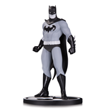 Batman B&W Batman By Amanda Conner St Statue